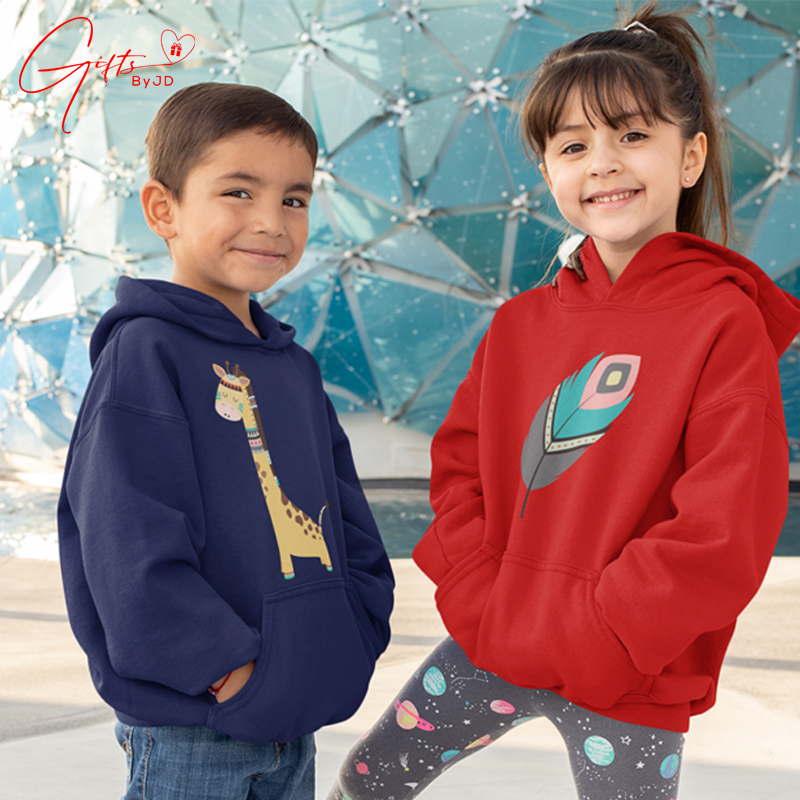 All Colour/'s The Perfect Gift Customised Hoodies All Kids Sizes